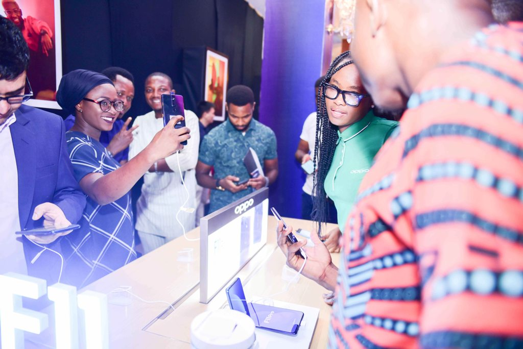 OPPO Mobile officialy launches in Nigeria