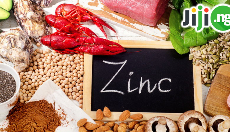 foods that contain zinc
