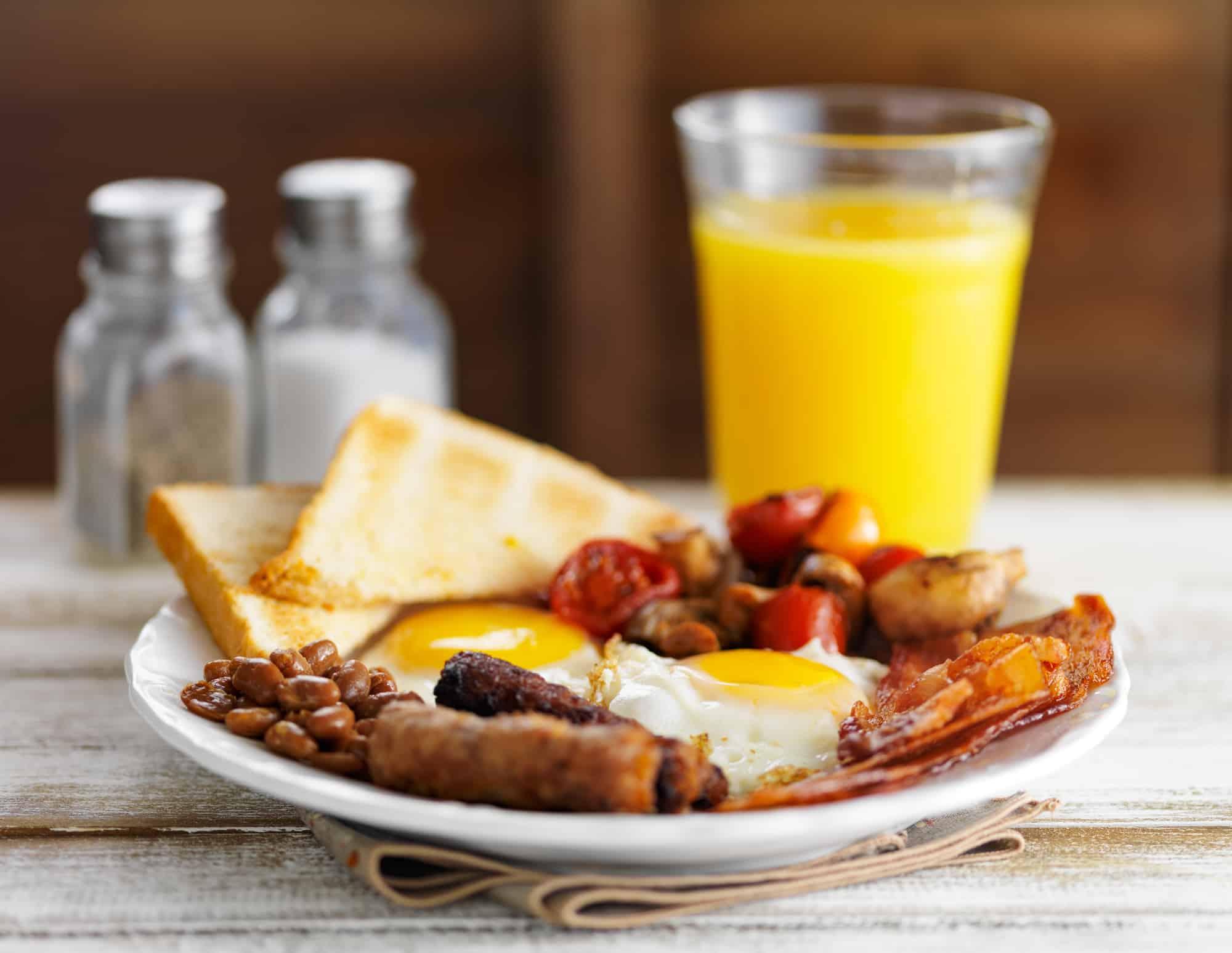 health benefits of skipping breakfast