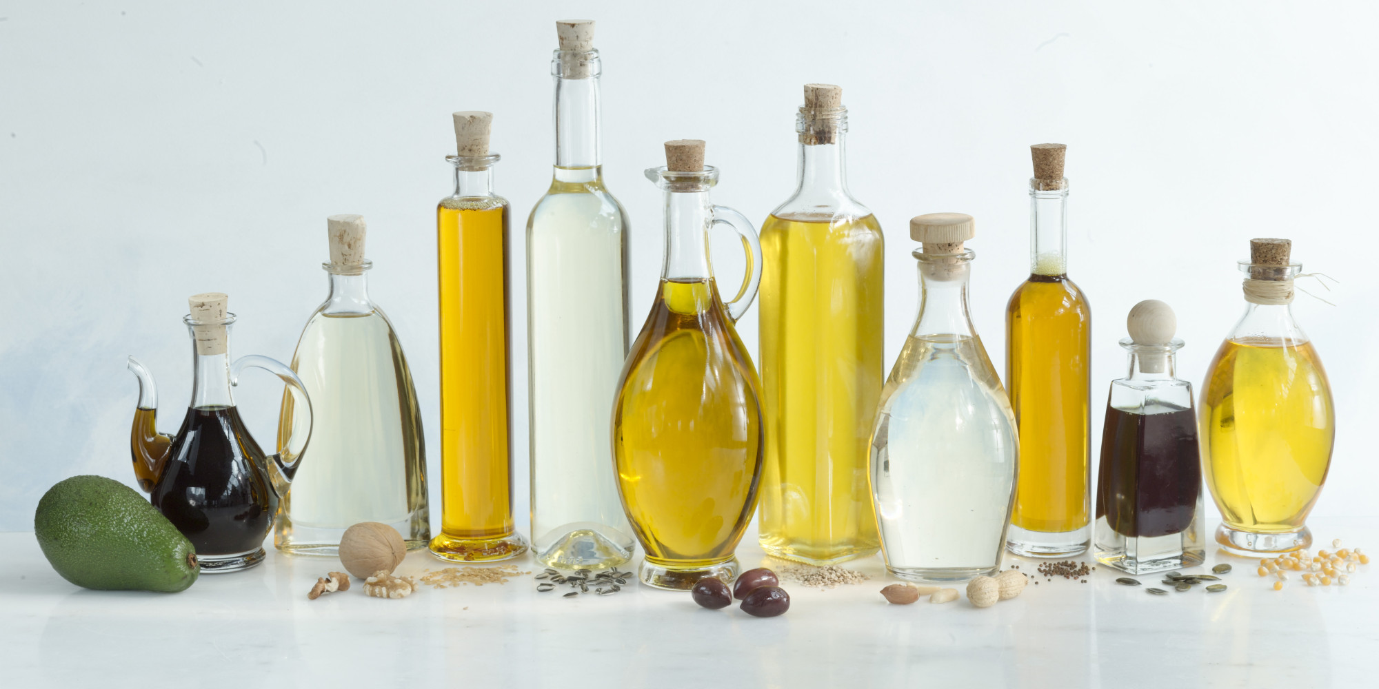 best oils for your health