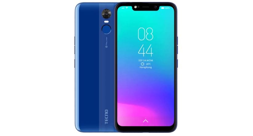 Tecno Pouvoir 3 specs and price in Nigeria