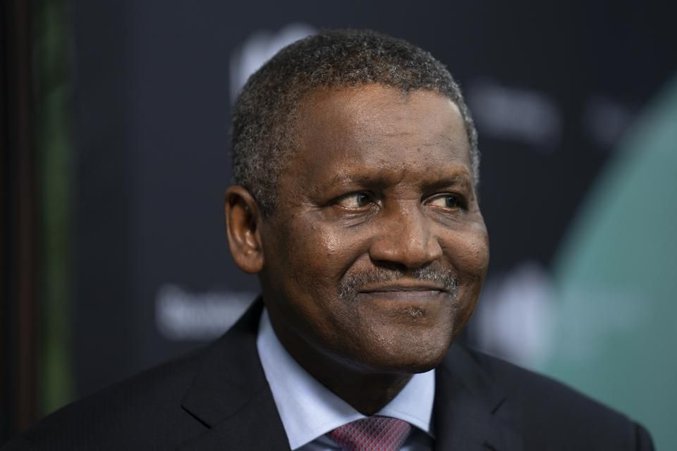 The Forbes Top 10 Black Billionaires In The World